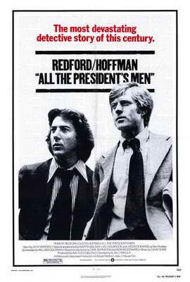 All the President's Men - 27 x 40 Movie Poster - Style A
