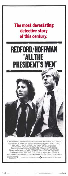 All the President's Men - 14 x 36 Movie Poster - Insert Style A