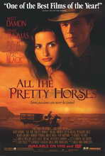 All the Pretty Horses - 11 x 17 Movie Poster - Style B