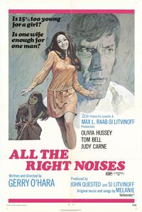 All the Right Noises - 11 x 17 Movie Poster - Style A