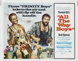 All the Way, Boys - 22 x 28 Movie Poster - Style A