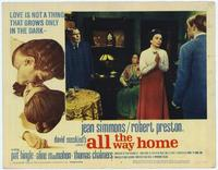 All the Way Home - 11 x 14 Movie Poster - Style D
