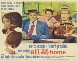 All the Way Home - 11 x 14 Movie Poster - Style C