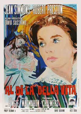 All the Way Home - 11 x 17 Movie Poster - Italian Style A