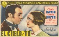 All This and Heaven Too - 27 x 40 Movie Poster - Spanish Style A