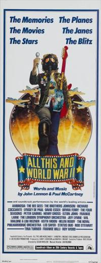 All This and World War II - 14 x 36 Movie Poster - Insert Style A