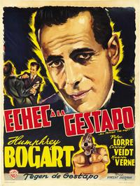 All Through the Night - 27 x 40 Movie Poster - Belgian Style E