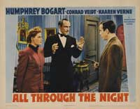All Through the Night - 11 x 14 Movie Poster - Style A