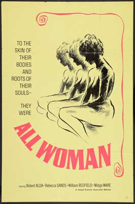 All Woman - 11 x 17 Movie Poster - Style A