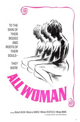 All Woman - 11 x 17 Movie Poster - Style B