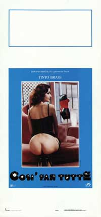 All Women do it - 13 x 28 Movie Poster - Italian Style A