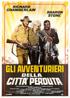 Allan Quatermain and the Lost City of Gold - 27 x 40 Movie Poster - Italian Style A
