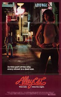 Alley Cat - 11 x 17 Movie Poster - Style A