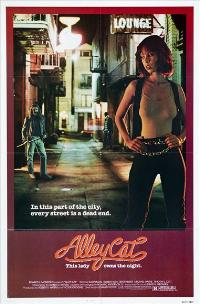 Alley Cat - 43 x 62 Movie Poster - Bus Shelter Style A