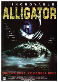 Alligator - 27 x 40 Movie Poster - French Style A