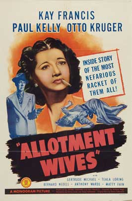 Allotment Wives - 27 x 40 Movie Poster - Style A