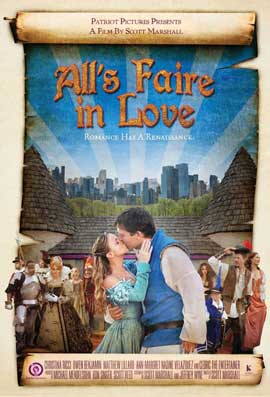 All's Faire in Love - 27 x 40 Movie Poster - Style A