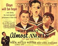 Almost Angels - 11 x 14 Movie Poster - Style A