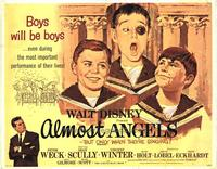 Almost Angels - 27 x 40 Movie Poster - Style A