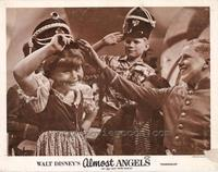Almost Angels - 11 x 14 Movie Poster - Style F