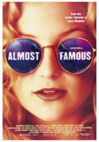 Almost Famous - 43 x 62 Movie Poster - Bus Shelter Style A