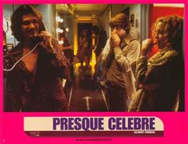 Almost Famous - 11 x 14 Poster French Style B
