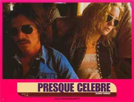 Almost Famous - 11 x 14 Poster French Style G