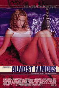 Almost Famous - 11 x 17 Movie Poster - Style B - Museum Wrapped Canvas