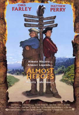 Almost Heroes - 11 x 17 Movie Poster - Style A