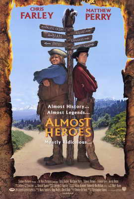 Almost Heroes - 27 x 40 Movie Poster - Style A