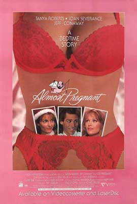 Almost Pregnant - 11 x 17 Movie Poster - Style A