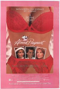 Almost Pregnant - 27 x 40 Movie Poster - Style A