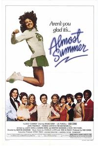 Almost Summer - 27 x 40 Movie Poster - Style A