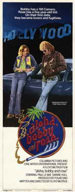 Aloha, Bobby and Rose - 14 x 36 Movie Poster - Insert Style A