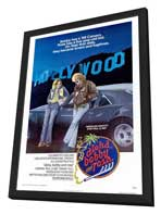 Aloha, Bobby and Rose - 27 x 40 Movie Poster - Style A - in Deluxe Wood Frame