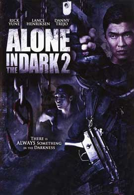 Alone in the Dark II - 11 x 17 Movie Poster - Style A