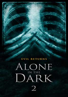 Alone in the Dark II - 11 x 17 Movie Poster - Style C
