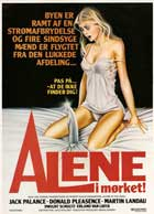 Alone in the Dark - 11 x 17 Movie Poster - Danish Style A