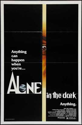 Alone in the Dark - 11 x 17 Movie Poster - Style B