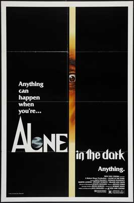 Alone in the Dark - 27 x 40 Movie Poster - Style B