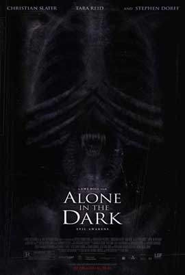 Alone in the Dark - 11 x 17 Movie Poster - Style A