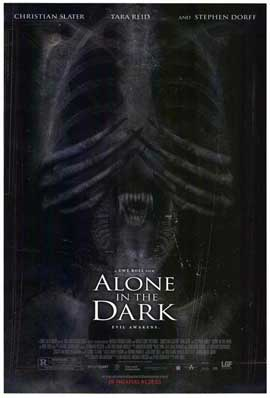 Alone in the Dark - 27 x 40 Movie Poster - Style A