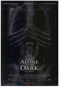 Alone in the Dark - 43 x 62 Movie Poster - Bus Shelter Style A