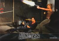 Alone in the Dark - 8 x 10 Color Photo Foreign #2