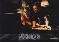 Alone in the Dark - 11 x 14 Poster German Style C