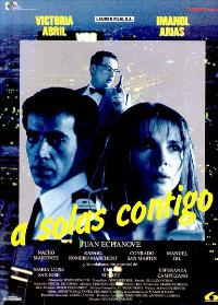 Alone Together - 11 x 17 Movie Poster - Spanish Style B