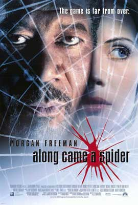 Along Came a Spider - 27 x 40 Movie Poster - Style A