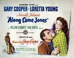Along Came Jones - 22 x 28 Movie Poster - Half Sheet Style A