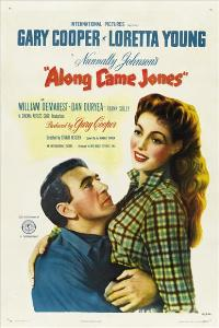Along Came Jones - 11 x 17 Movie Poster - Style B