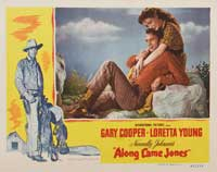 Along Came Jones - 11 x 14 Movie Poster - Style A